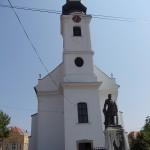 Pátyi református templom