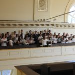 Záróhangversenyünk a Budapest-Kálvin téri református templomban