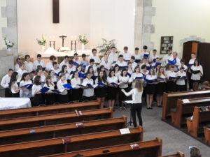 Első vasárnapi kórus szolgálat Zuglóban
